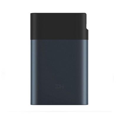 مودم همراه LTE و پاوربانک شیائومی مدل ZMI MF885 ظرفیت 10.000میلی آمپر ساعت