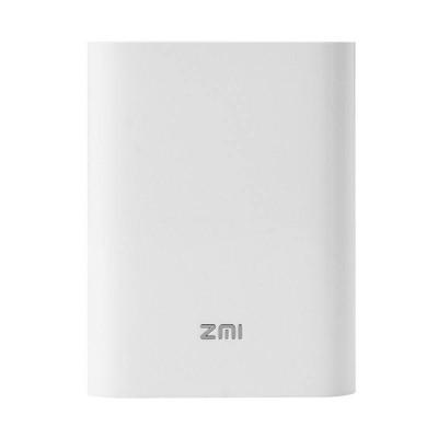 مودم همراه LTE و پاوربانک شیائومی مدل ZMI MF855 ظرفیت 7800 میلی آمپر ساعت