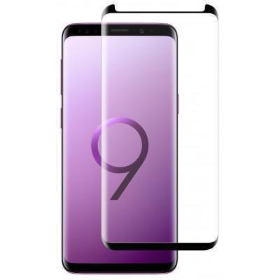 محافظ صفحه نمایش گلس فول کاور آنتی شوک مناسب برای گوشی سامسونگ S9